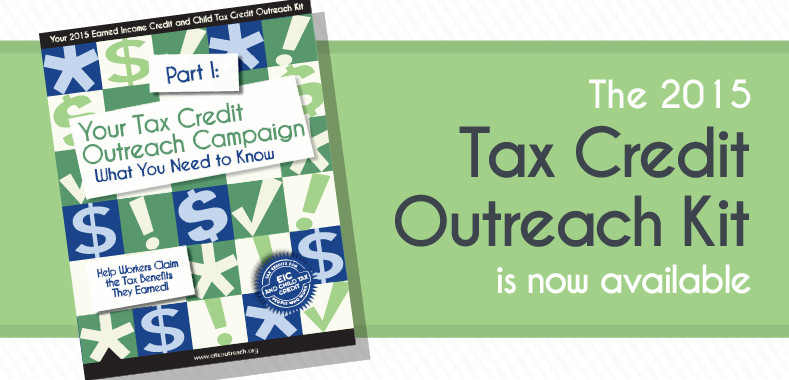 Tax Credit Outreach Kit
