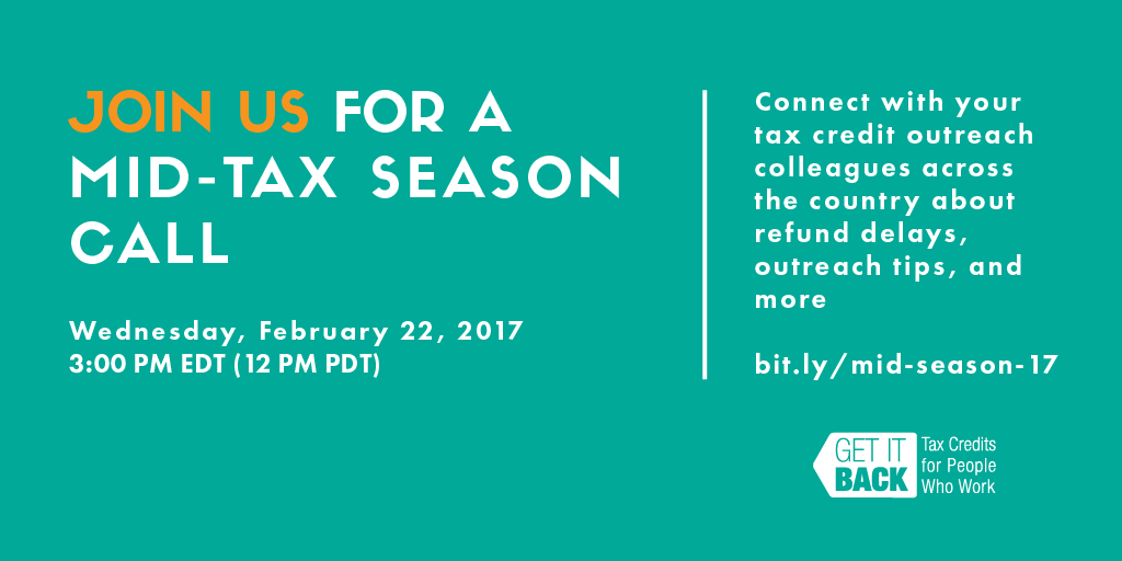 2017 Mid-Tax Season Chat