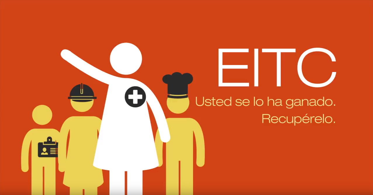We've Translated Our EITC Video Into Spanish