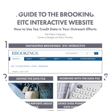 Guide to the Brookings EITC Interactive Website