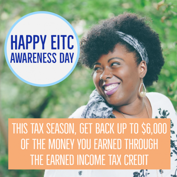 Four Ways to Promote the EITC for Awareness Day