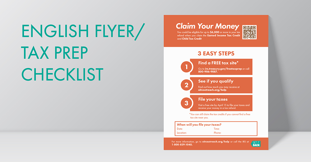 flyers get it back tax credits for people who work