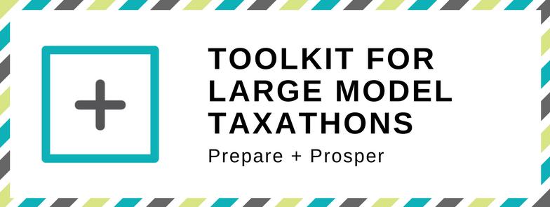 p+p-taxathon-toolkit