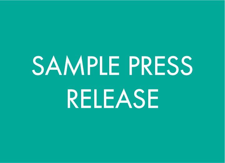 sample-press-release